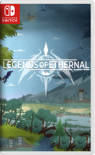 Legends of Ethernal Switch NSP XCI