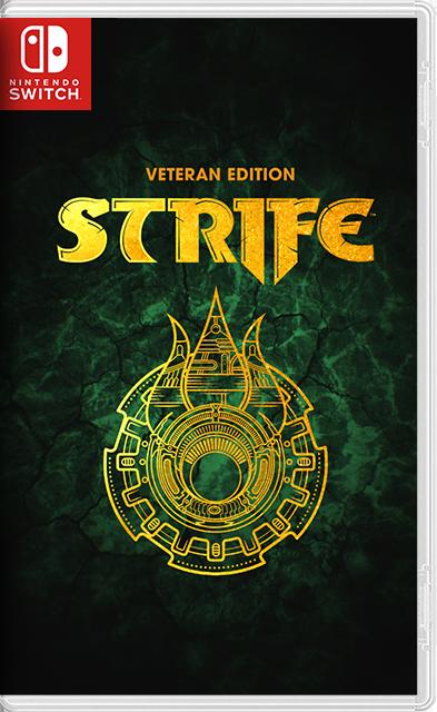 Strife: Veteran Edition Switch NSP XCI NSZ