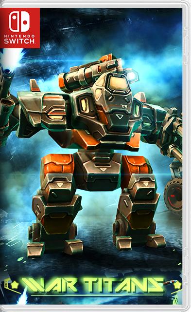 War Titans Switch NSP XCI NSZ