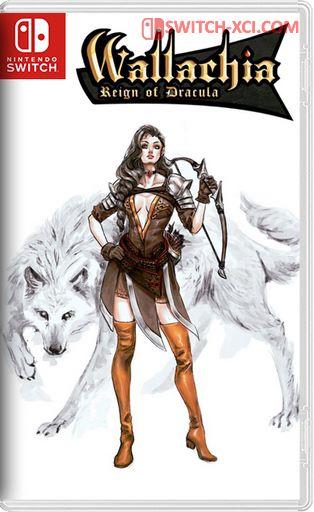 Wallachia: Reign of Dracula Switch NSP XCI