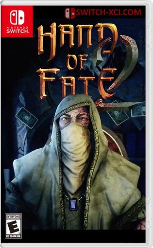 Hand of Fate 2 Switch NSP XCI NSZ
