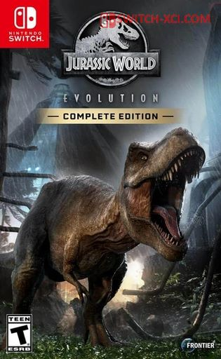 Jurassic World Evolution: Complete Edition Switch NSP XCI
