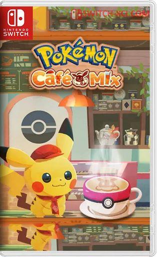 Pokémon Café Mix + Update 1.91.0 Switch NSP XCI NSZ