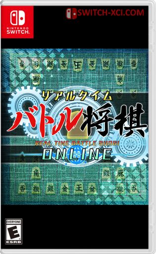 Real Time Battle Shogi Online Switch NSP XCI