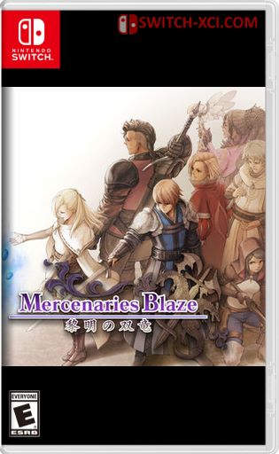 Mercenaries Blaze Switch NSP XCI