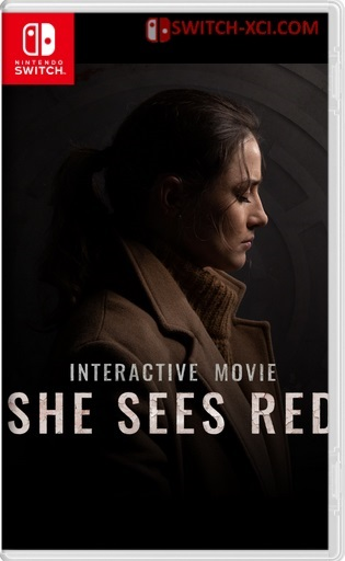 She Sees Red – Interactive Movie Switch NSP XCI