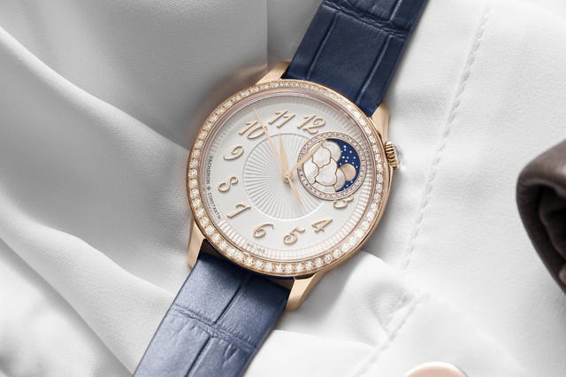 Популярные модели женских часов Vacheron Constantin