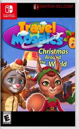 Travel Mosaics 6: Christmas Around the World Switch NSP XCI