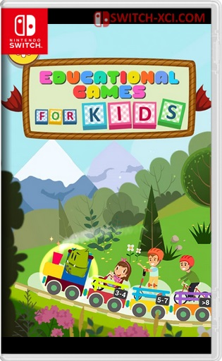 Educational Games for Kids Switch NSP XCI