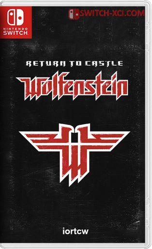 Return to Castle Wolfenstein Switch NSP