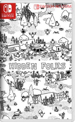 Hidden Folks Switch NSP XCI NSZ