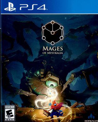 Mages of Mystralia PS4 PKG
