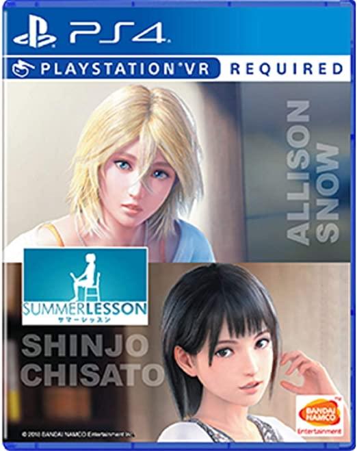 Summer Lesson: Allison and Chisato PSVR PS4 PKG