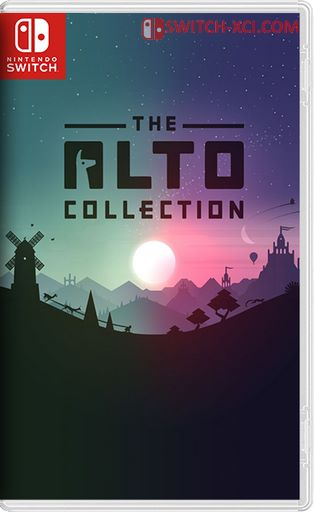 The Alto Collection Switch NSP XCI NSZ