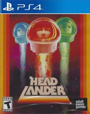 Headlander PS4 PKG