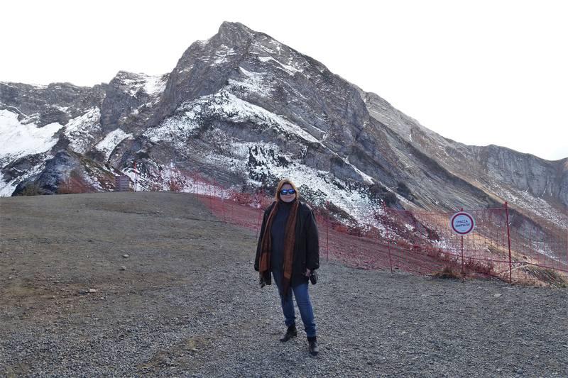 Красная поляна, высота 2200