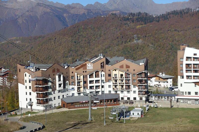 Олимпийская деревня