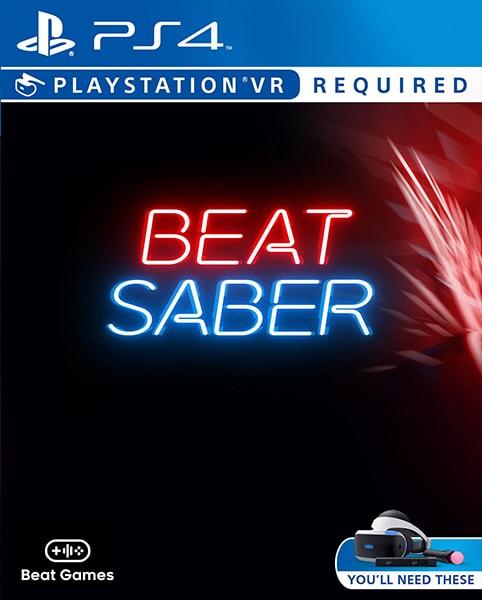 Beat Saber PS4 PKG