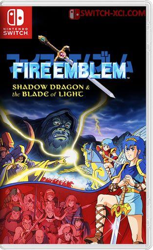 Fire Emblem: Shadow Dragon & the Blade of Light Switch NSP XCI
