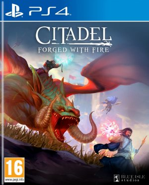 Citadel: Forged with Fire PS4 PKG