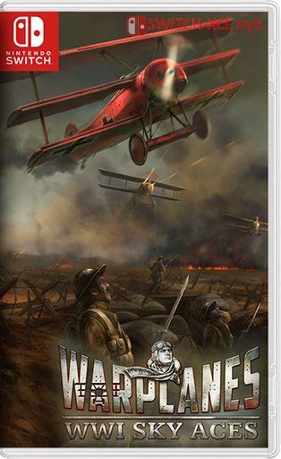 Warplanes: WW1 Sky Aces Switch NSP XCI