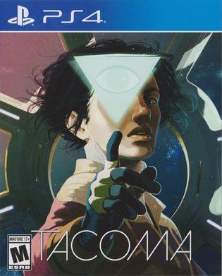 Tacoma PS4 PKG
