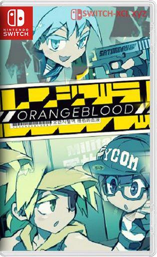 Orangeblood Switch NSP XCI NSZ