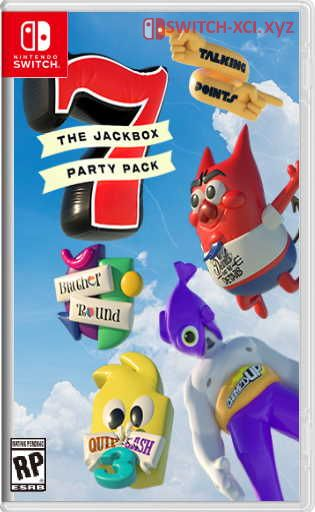 The Jackbox Party Pack 7 Switch NSP XCI