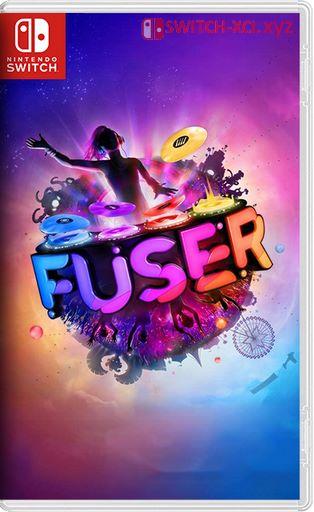 FUSER VIP Edition Switch NSP XCI NSZ