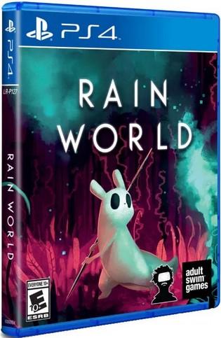 Rain World PS4 PKG
