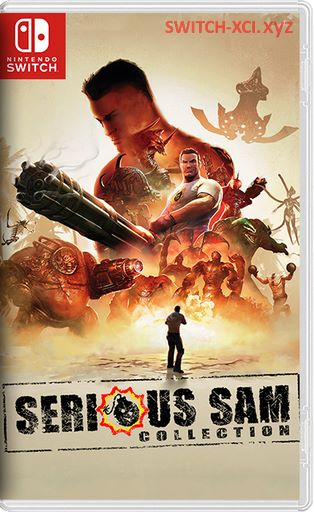 Serious Sam Collection Switch NSP XCI NSZ