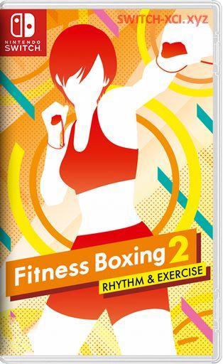Fitness Boxing 2: Rhythm & Exercise Switch NSP XCI NSZ