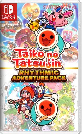 Taiko no Tatsujin: Rhythmic Adventure Pack Switch NSP XCI NSZ