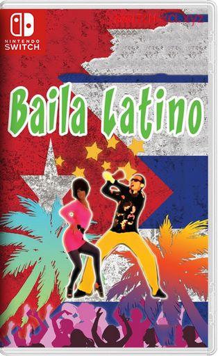 Baila Latino Switch NSP XCI