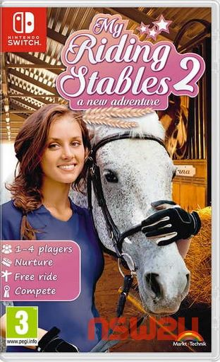 My Riding Stables 2: A New Adventure Switch NSP XCI