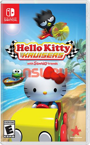 Hello Kitty Kruisers With Sanrio Friends Switch NSP XCI
