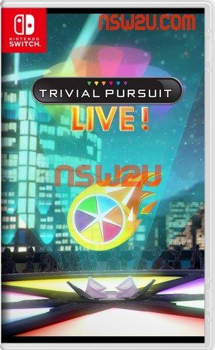 TRIVIAL PURSUIT Live! Switch NSP XCI