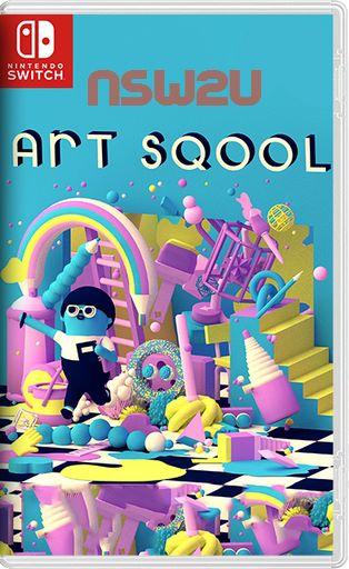 Art Sqool Switch NSP XCI NSZ