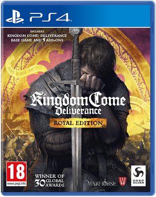 Kingdom Come: Deliverance Royal Edition PS4 PKG