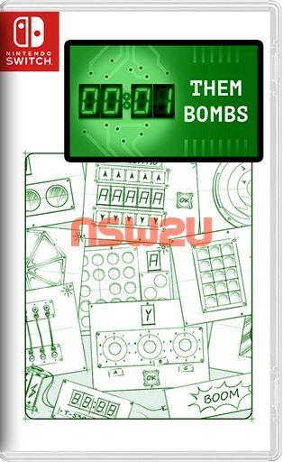 Them Bombs! Switch NSP XCI