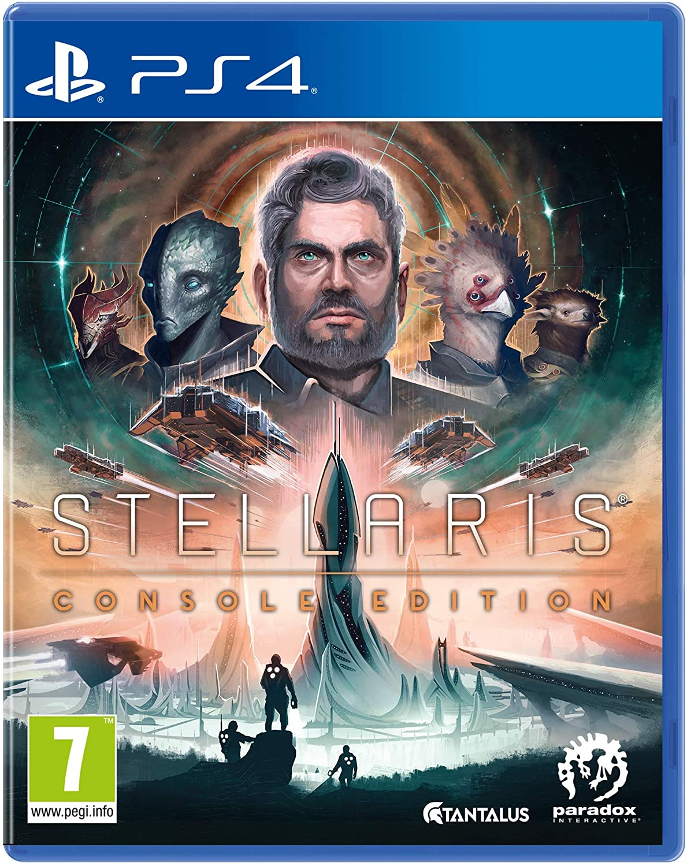 Stellaris: Console Edition PS4 PKG