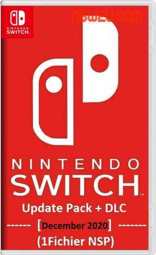 Nintendo Switch Update Pack + DLC [December 2020] (1Fichier NSP)