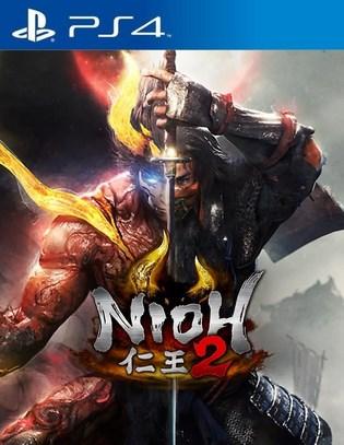 Nioh 2 PS4 PKG