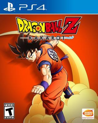 DRAGON BALL Z: KAKAROT PS4 PKG