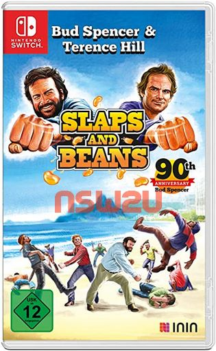 Bud Spencer & Terence Hill – Slaps And Beans Switch NSP XCI