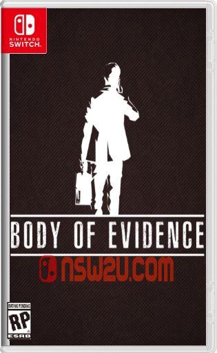 Body of Evidence Switch NSP XCI