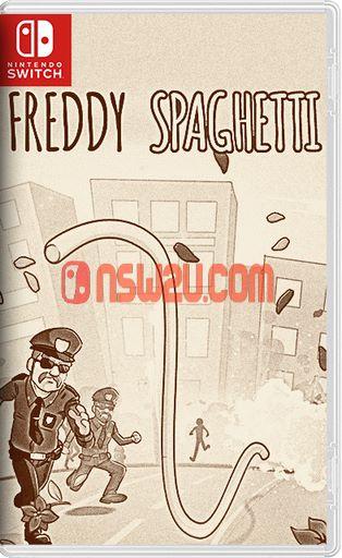 Freddy Spaghetti Switch NSP XCI