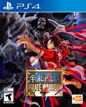 ONE PIECE: PIRATE WARRIORS 4 PS4 PKG