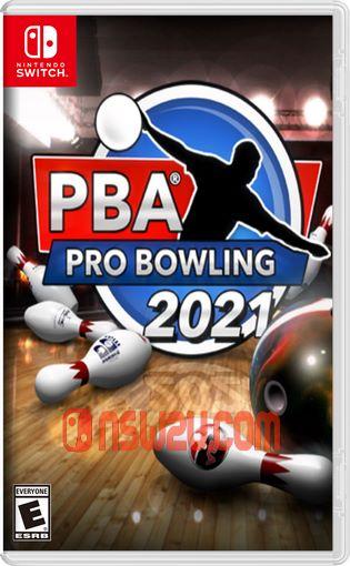 PBA Pro Bowling 2021 Switch NSP XCI NSZ