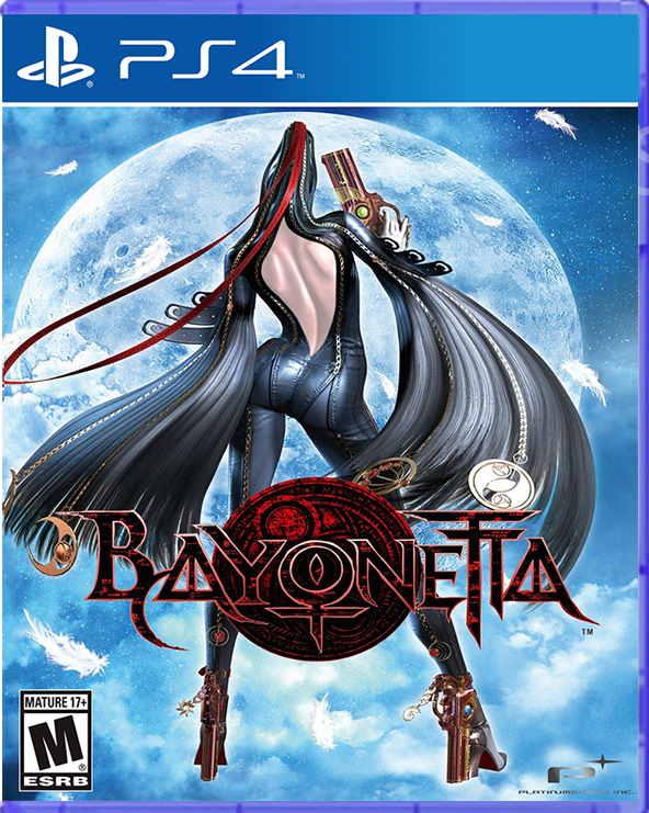 Bayonetta PS4 PKG